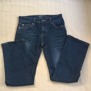 7 For All Mankind Slimmy Jeans size 8